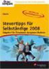Steuertipps für Selbständige 2009